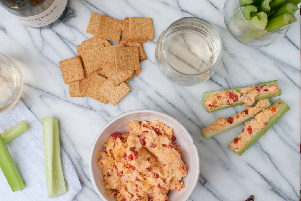 Southern Pimento Cheese Dip