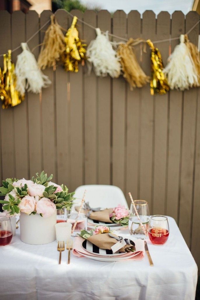 Tips On Hosting A Diy Bridal Shower La Crema