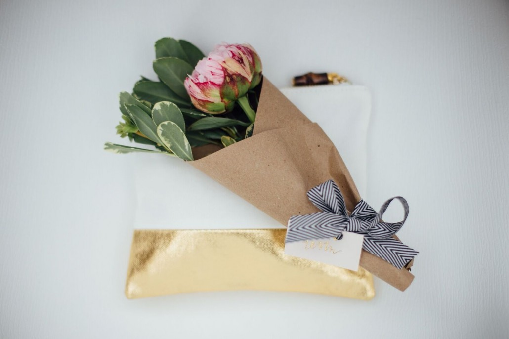 Gifts for attendees for your bridal shower