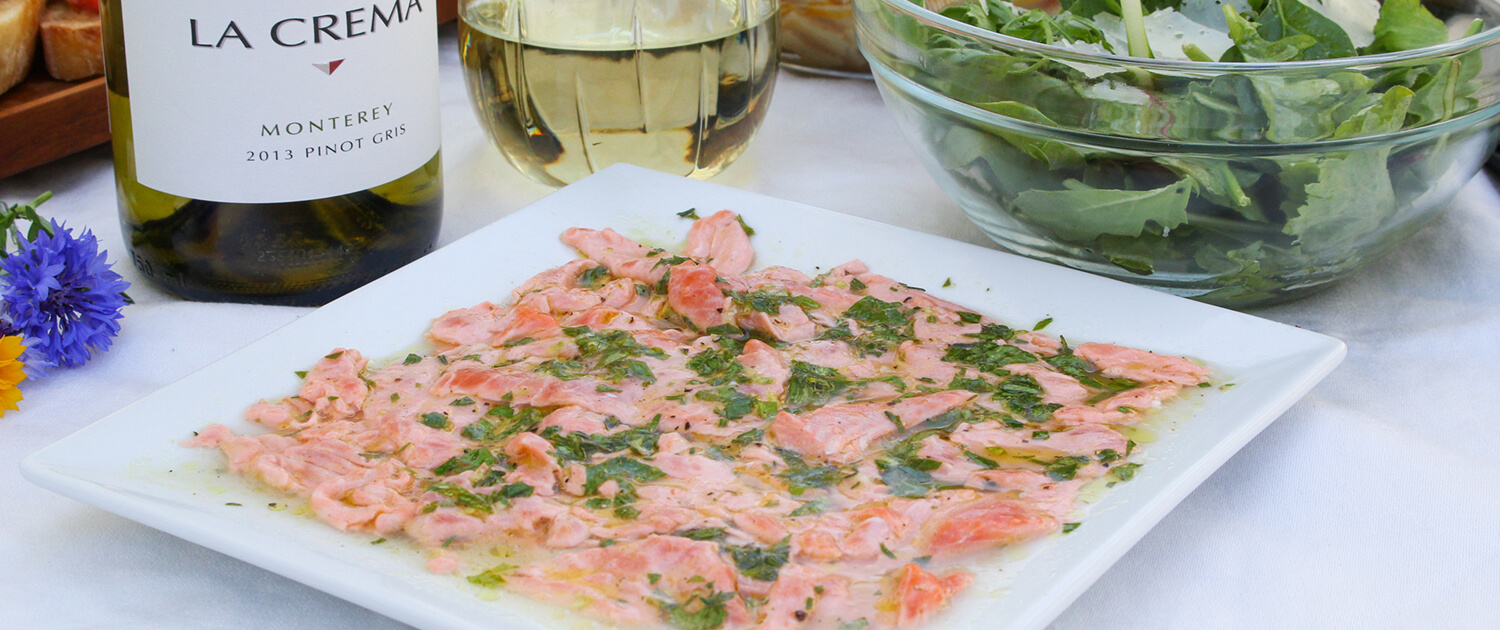 How to cook carpaccio