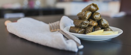 Summer Tapas Party Recipes: Dolmas