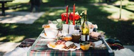 Fall Al Fresco Dinner Party Styling Tips