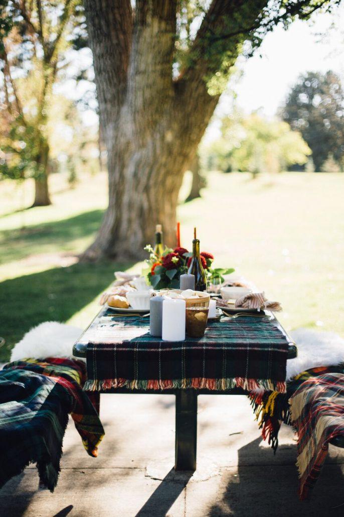 Fall Al Fresco Dinner Party Styling Tips La Crema