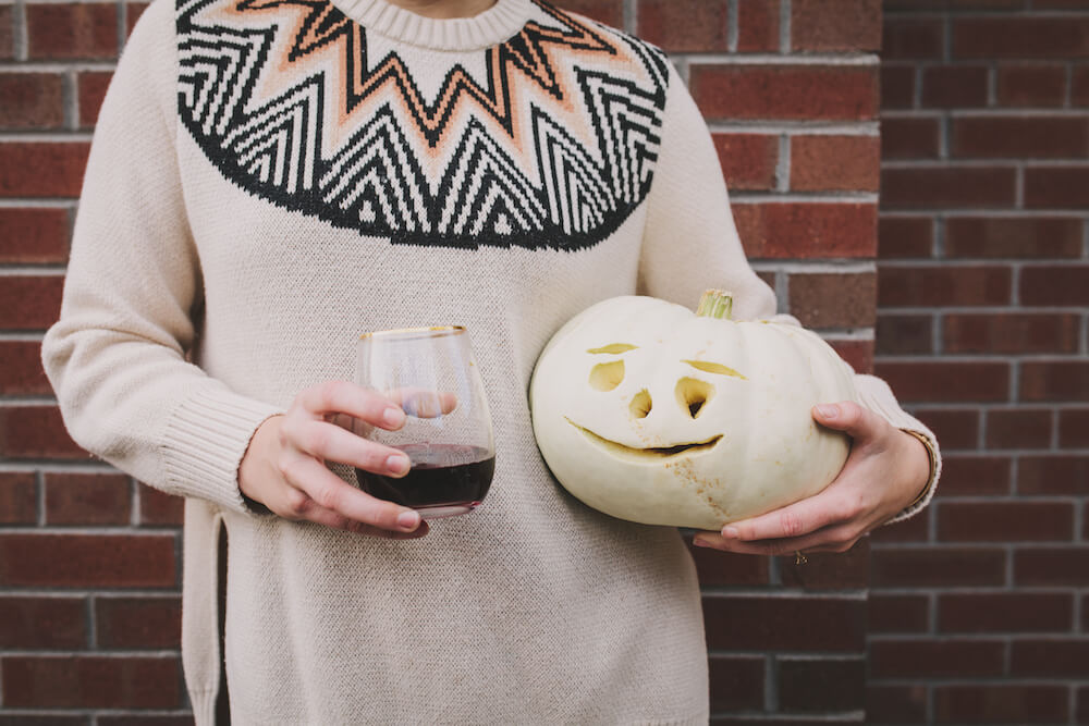 Don't forget to show off your pumpkin! | Pumpkin Carving Party