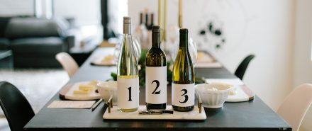 Tips for Hosting a Holiday Blind Wine Tasting