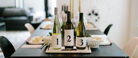 Tips for Hosting a Holiday Blind Wine Tasting hero image