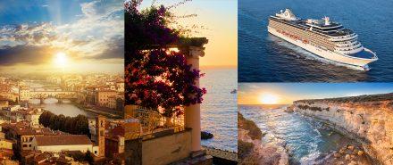Mediterranean Wine Cruise