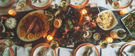 Friendsgiving Hosting Tips and Recipes hero image