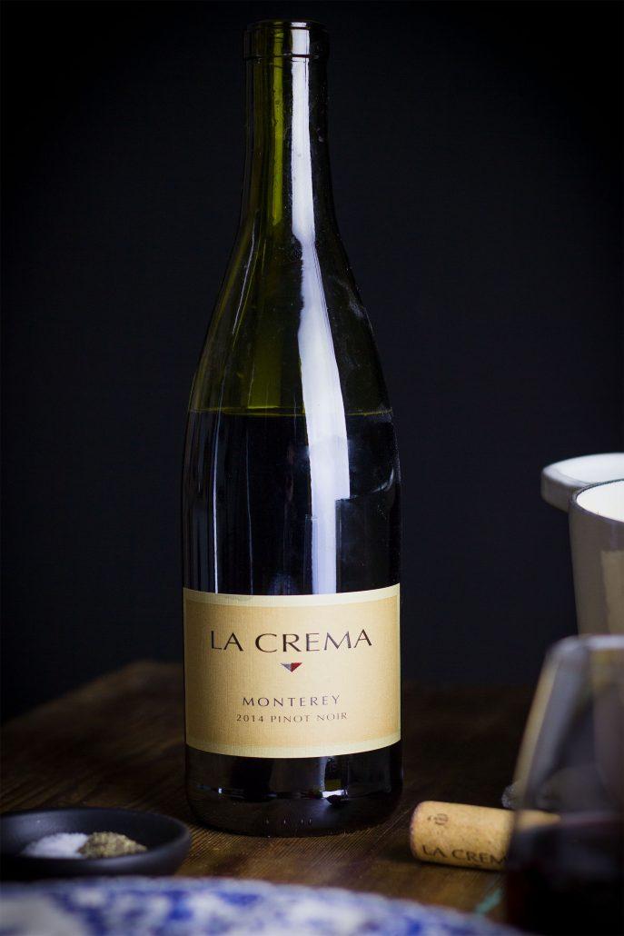 Monterey Pinot Noir to pair with Homemade Albondigas Soup