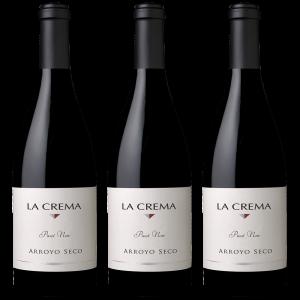 Arroyo Seco Pinot Noir Vertical