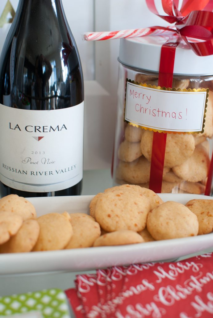 Cheese Biscuits, a Southern favorite and a great hostess gift!