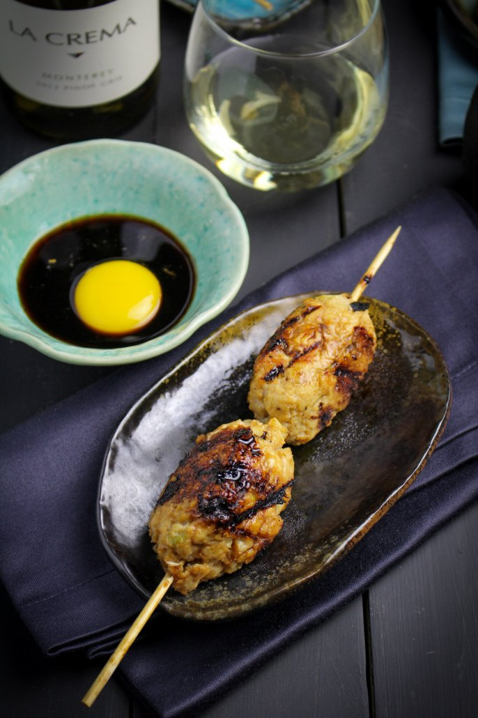 Tsukune - Chicken Meatballs