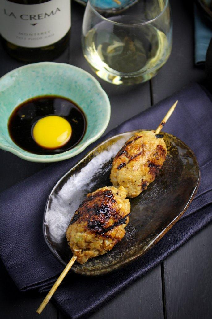 Tsukune - Chicken Meatballs