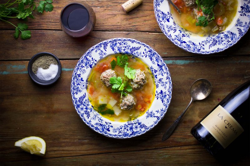 Winter recipes: Albondigas soup