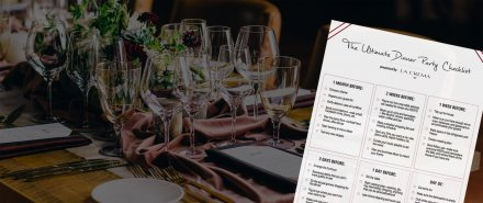 Planning a Dinner Party: Your Checklist hero image