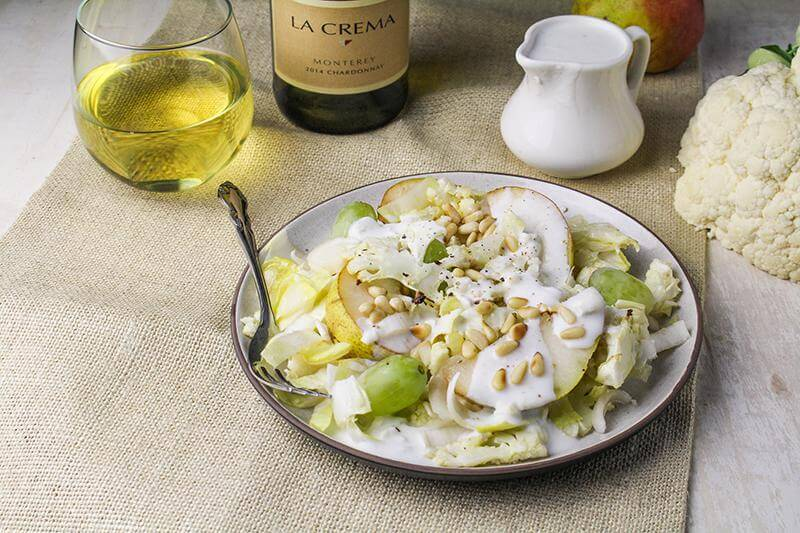Winter recipes: Winter White Salad