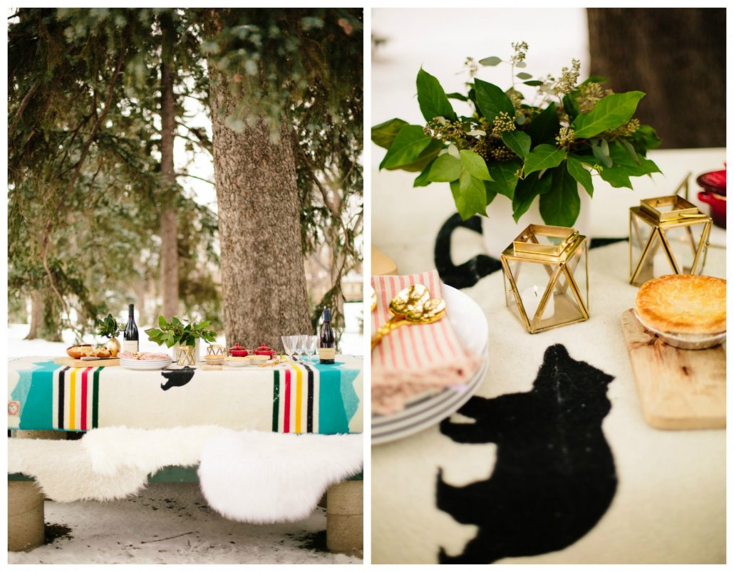 Styling Tips for Hosting a Winter Wonderland Party