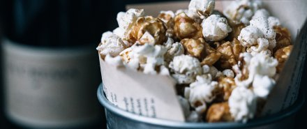 Snack Time: Spiced Popcorn Two Ways hero image