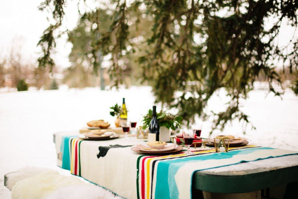Hosting a Winter Wonderland Party