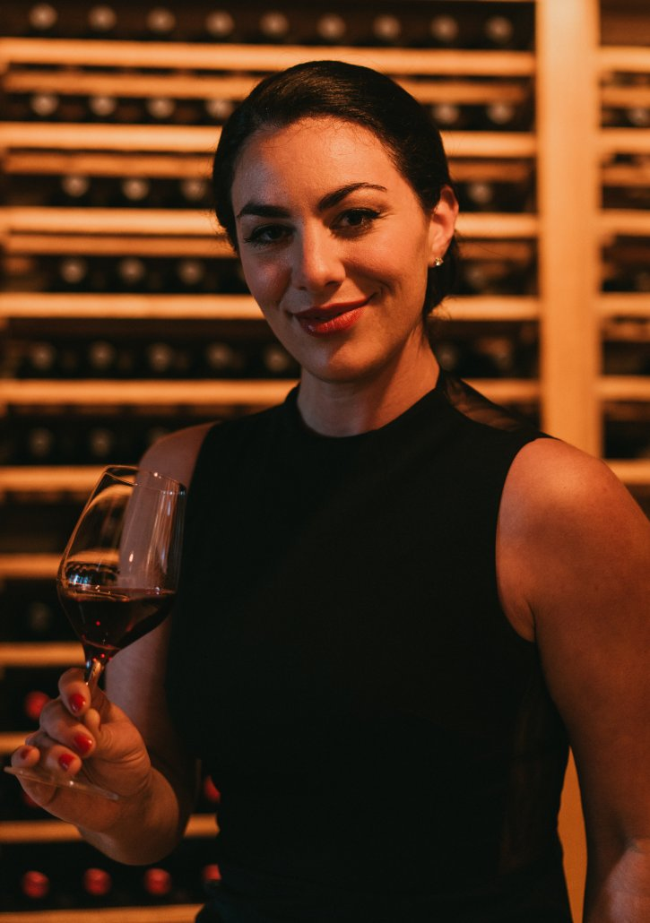 Laura Koffer, Advanced Sommelier
