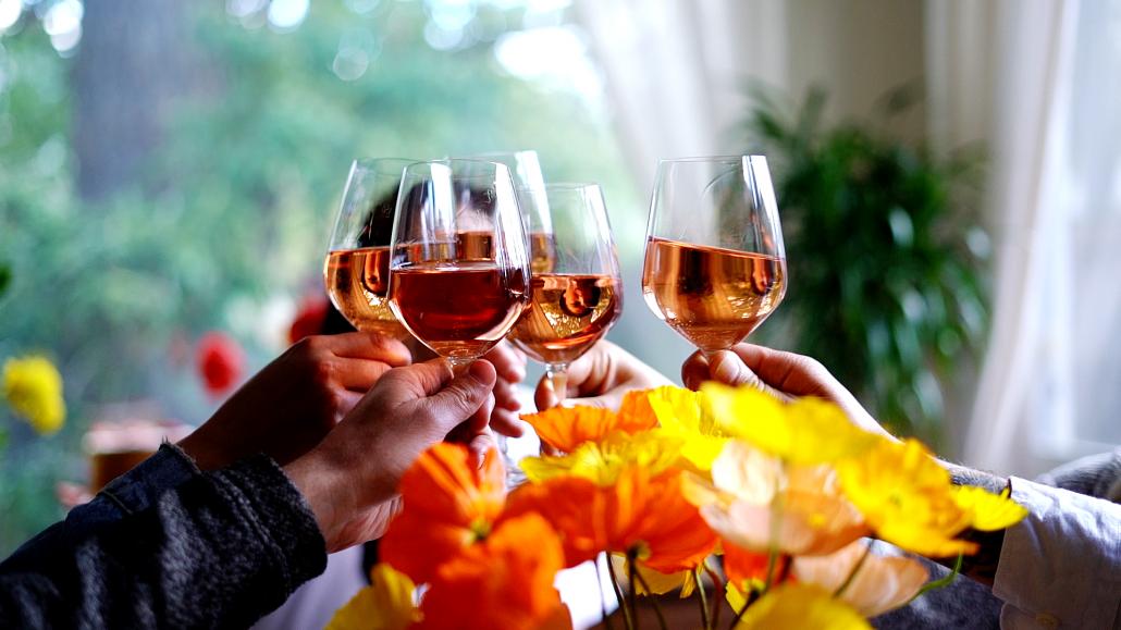 Monterey Rosé for your spring brunch