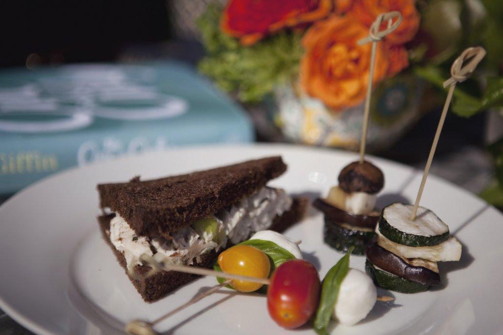Spring Recipes Roundup: Tarragon Chicken Salad Sandwich