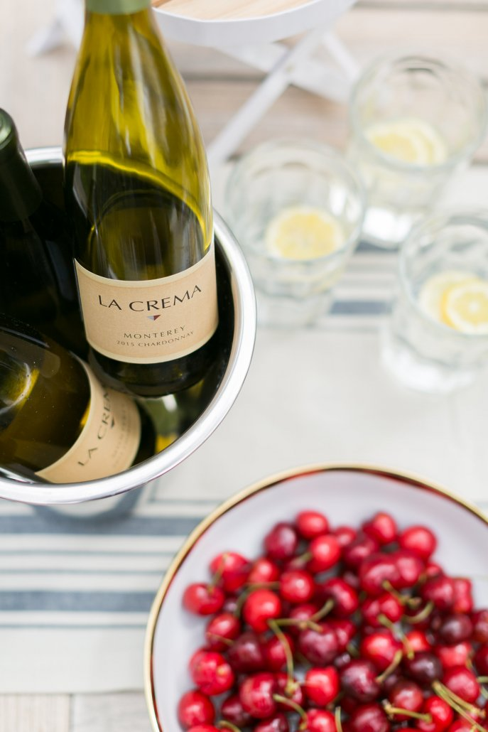 Entertaining with La Crema: Patio Dining Tips