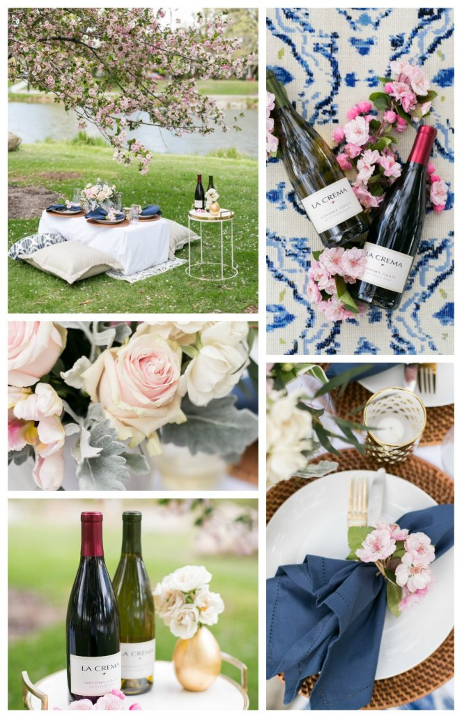 Entertaining with La Crema: Hosting a Spring Picnic