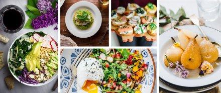 Top 10 Spring Recipes Roundup hero image