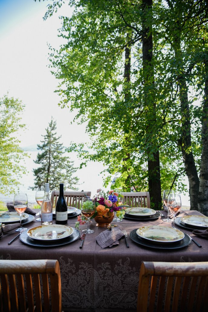 Woodland Dinner Party