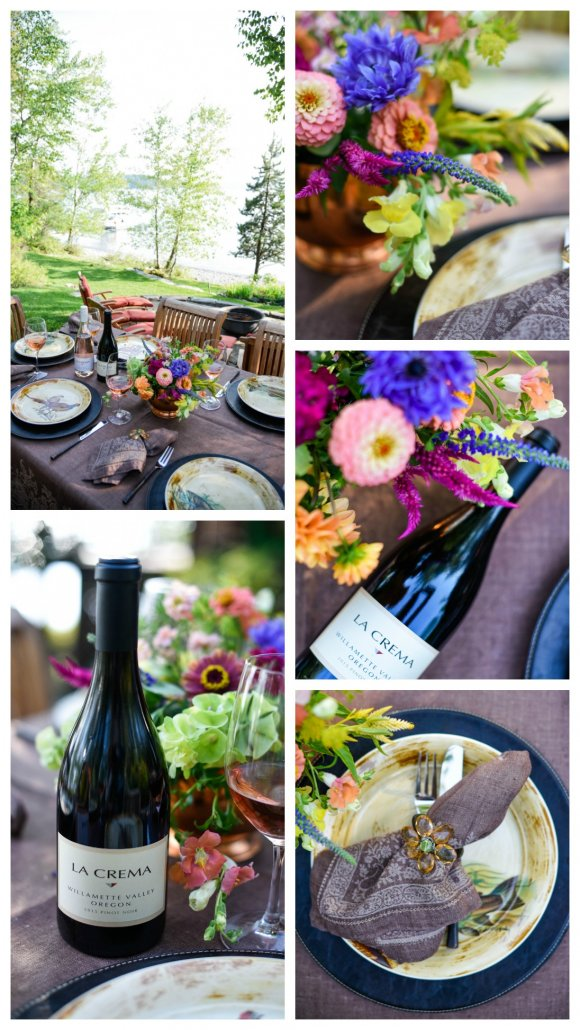 A spectacular woodland dinner party, inspired by the rustic surroundings and magical appeal of the forest.