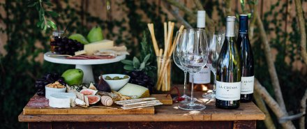 A Tuscan Dinner Party with Camille Styles