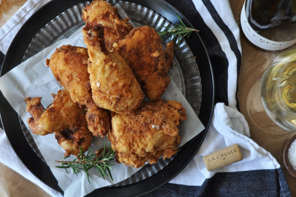 Flavors of Fall: Perfect Fried Chicken