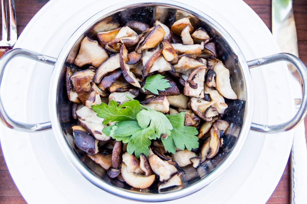 Flavors of Fall: Perfect Sautéed Mushrooms