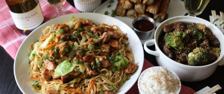 New (or Old) Traditions: Chinese Food for the Holidays