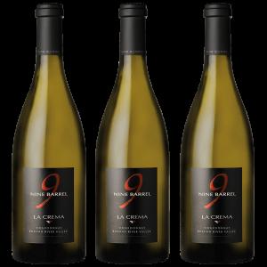 Nine Barrel Chardonnay Vertical