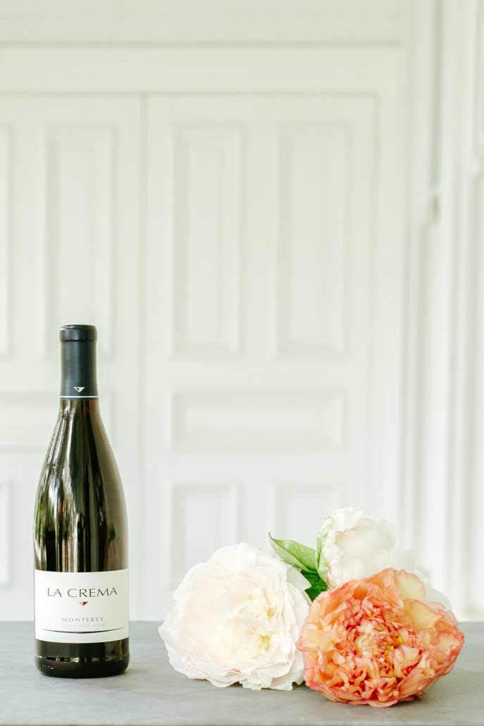 Spring Entertaining: Pinot and Peonies