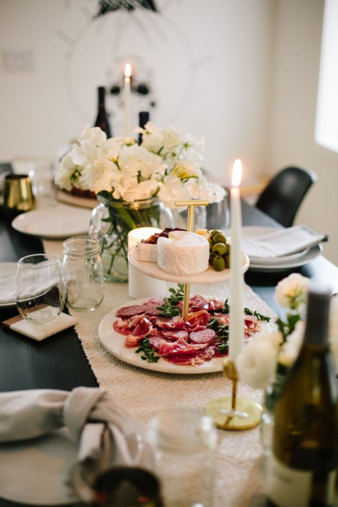 How to Host a Hygge Inspired Party for National Drink Wine Day