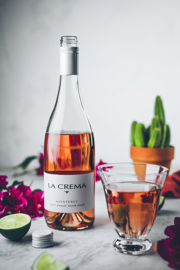 Rosé to pair with Citrus-Marinated Carne Asada Tacos