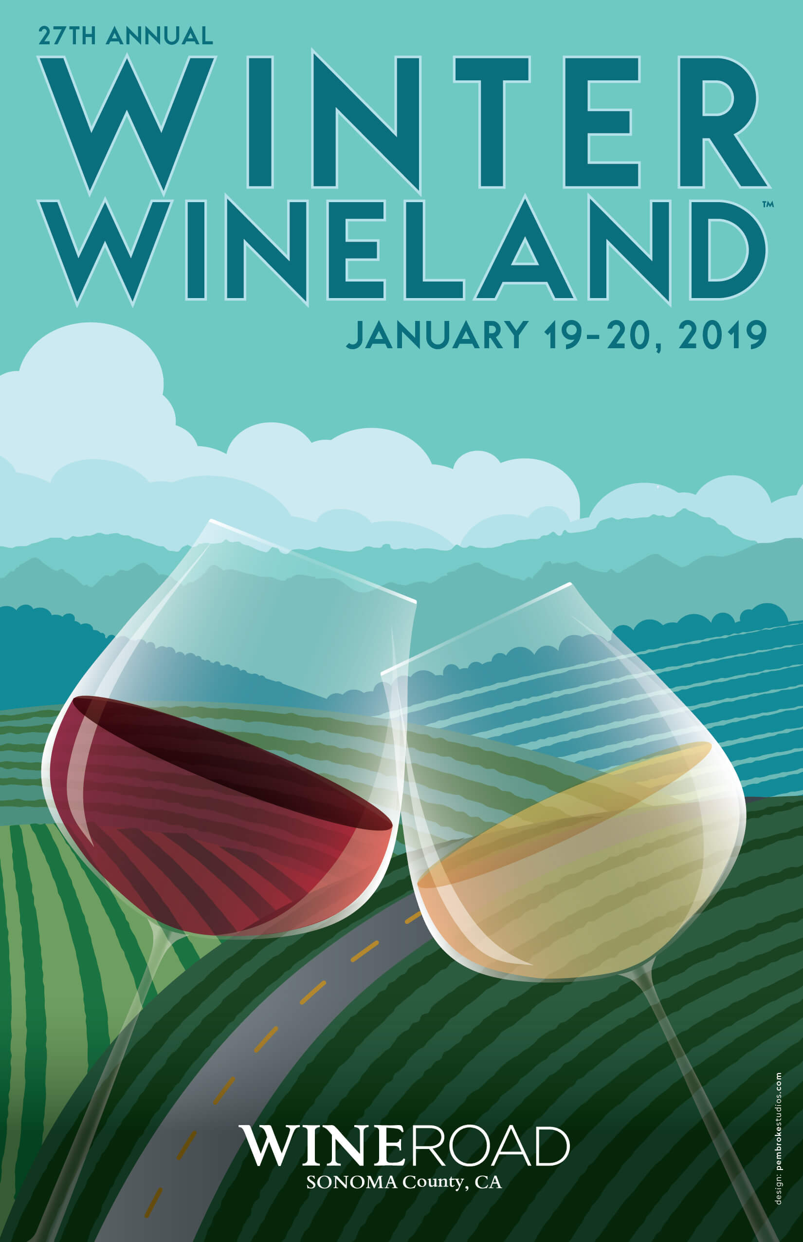 Wine Road's Winter WINEland 2019