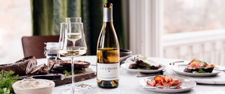 The Ultimate Holiday Hors d'oeuvre & Monterey Chardonnay