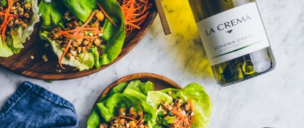 Chicken Lettuce Cups hero image