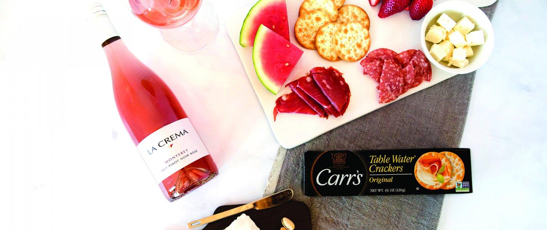 Rosé Wine-cheese-pairing