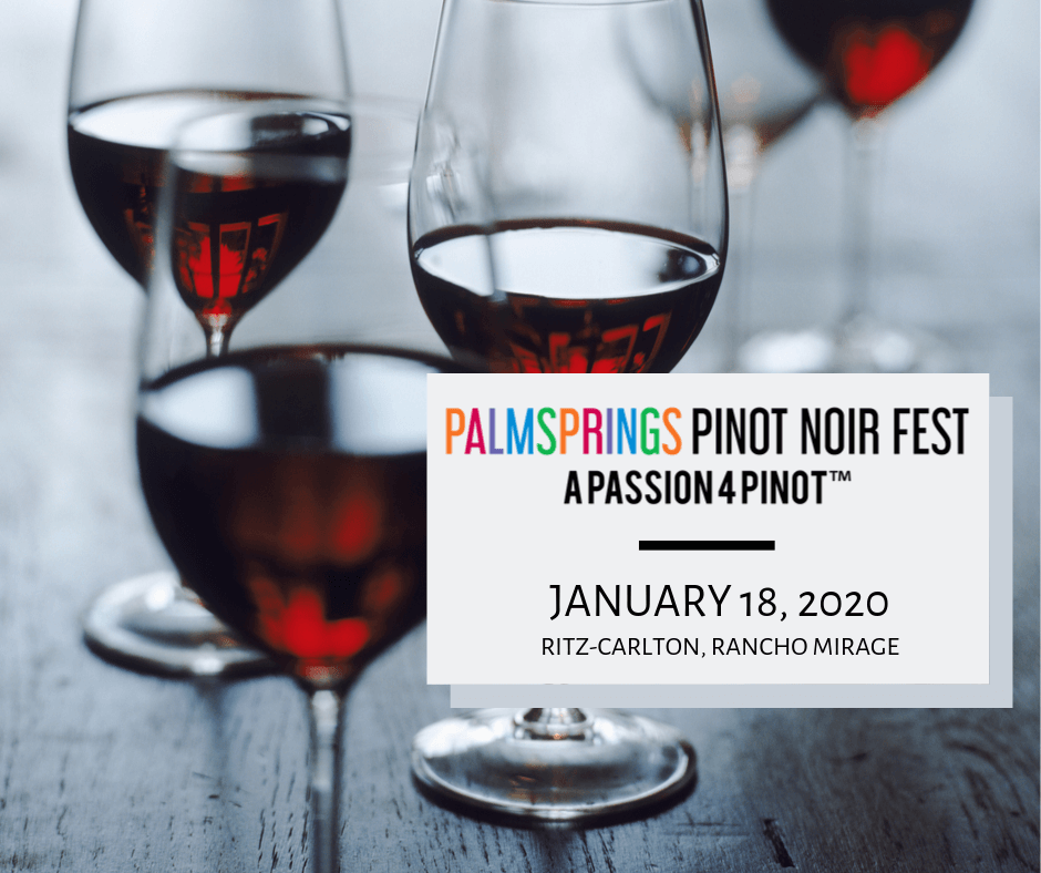 Palm Springs Pinot Noir Fest