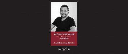 Behind the Vines with La Crema Wine Educator Ben Fine hero image