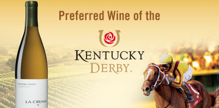 La Crema and the Kentucky Derby® hero image