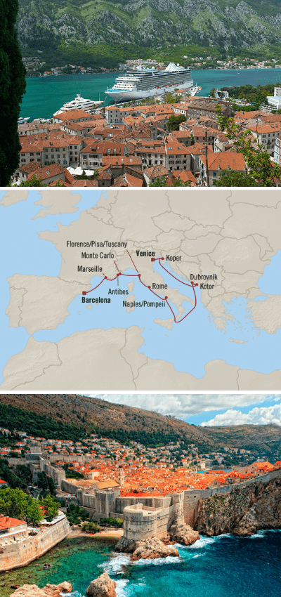 2022 Mediterranean Wine Cruise